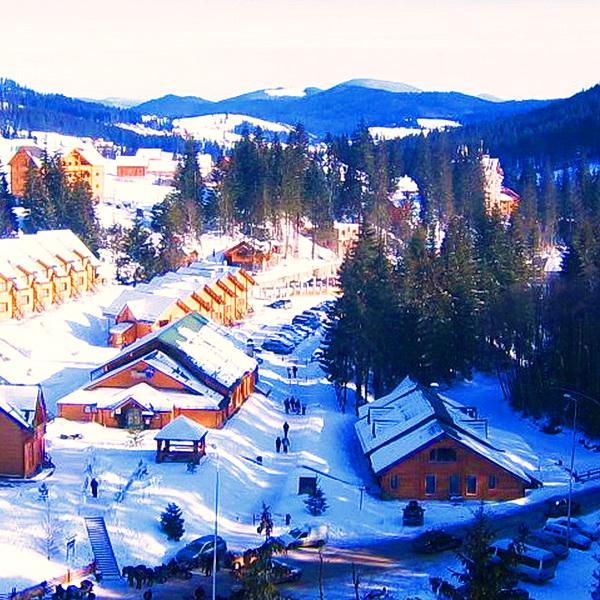 7 самых лучших горнолыжных курортов Украины