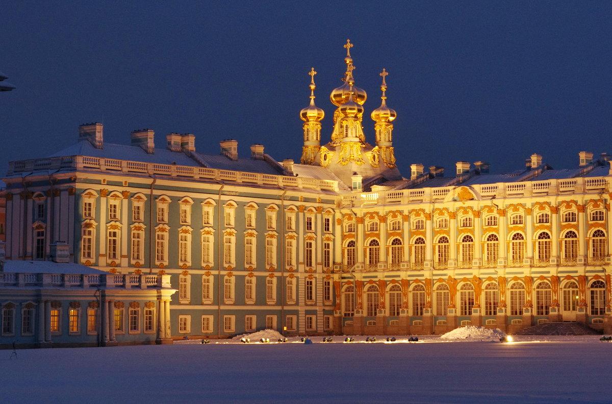 Царское село – уникальная достопримечательность русской земли