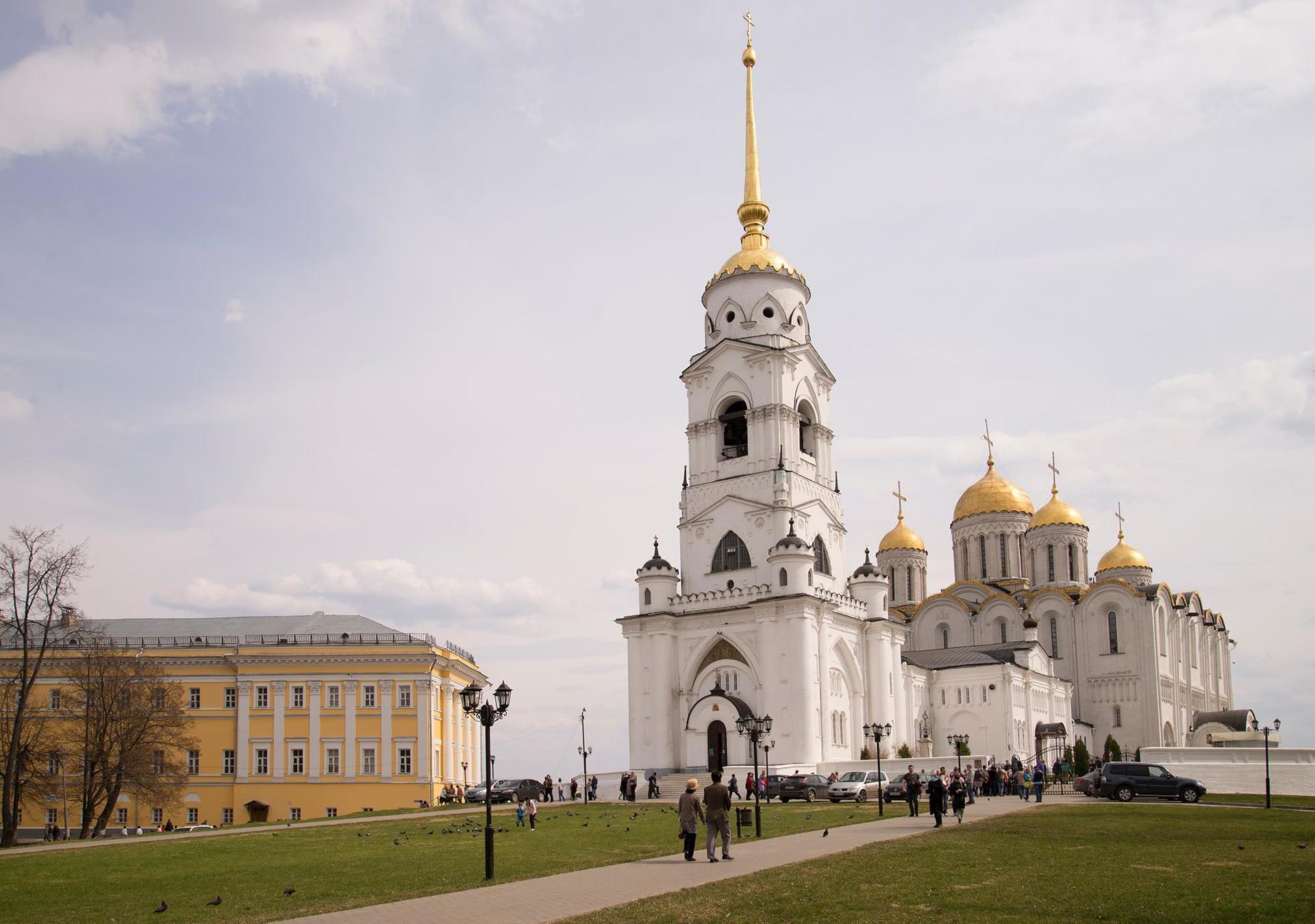 Десять мест которые в первую очередь достойны посещения во Владимире