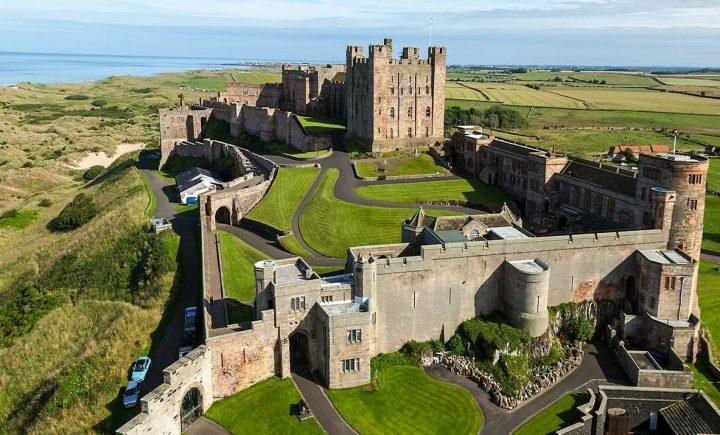 Дуврский замок, Англия