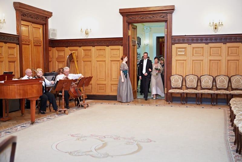 Десятка лучших дворцов бракосочетания Москвы