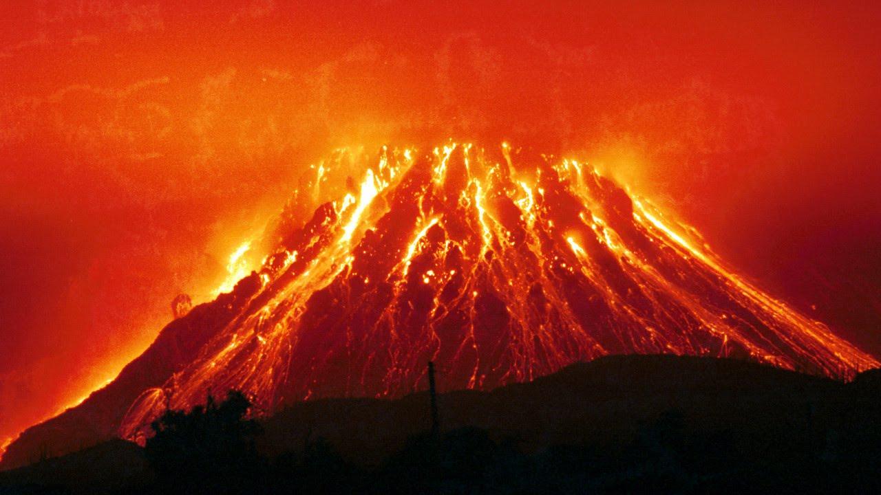 Десятка самых опасных действующих вулканов