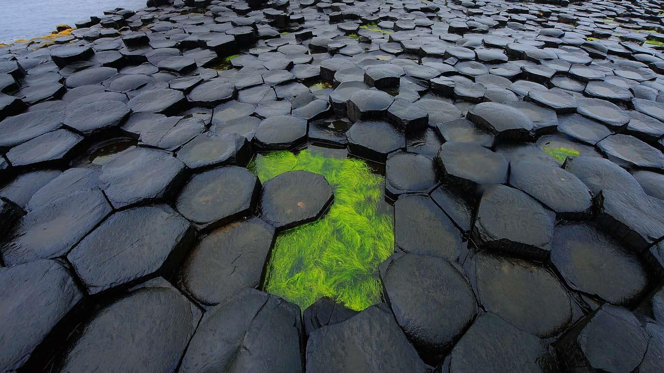 Дорога гигантов - Ирландия