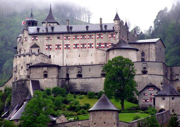 Замок Хонверфен