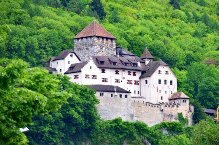 Княжеский замок Лихтенштейн