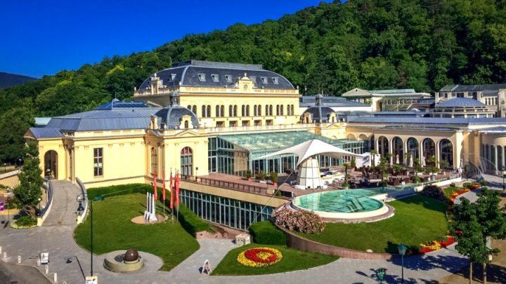 Южный Венский курорт Баден