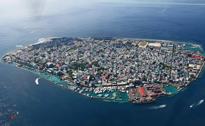 Где отдохнуть на Мальдивах?