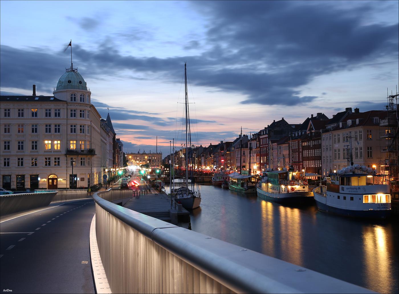 Главные достопримечательности Копенгагена