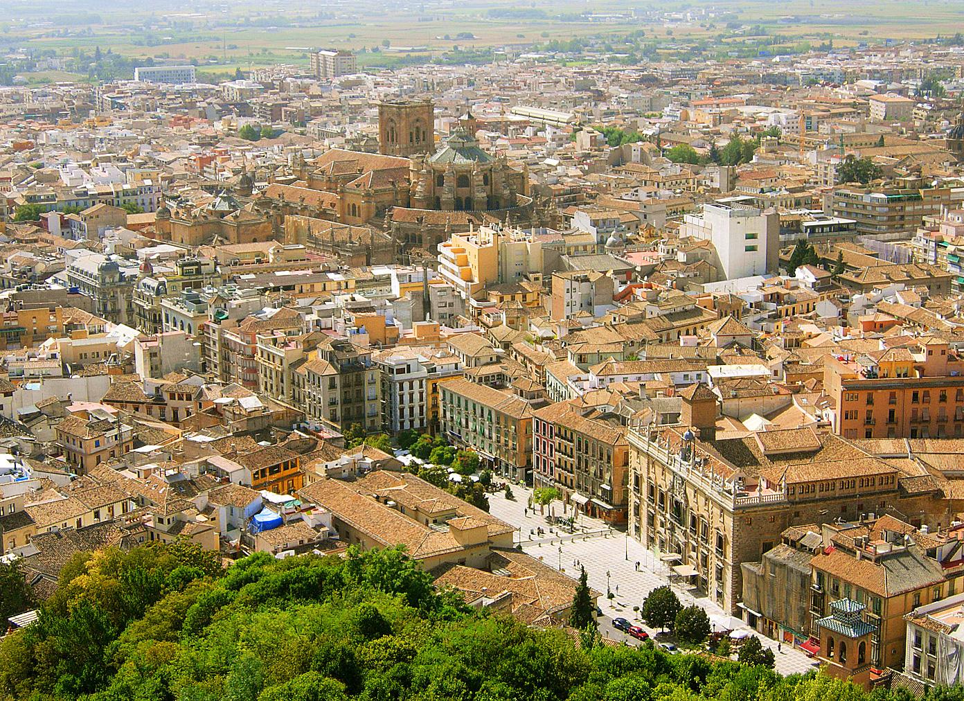 Гранада – сердце Андалусии