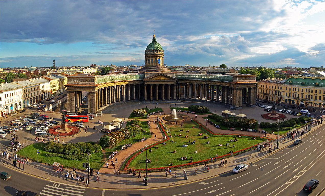 Казанский собор - символ Санкт-Петербурга