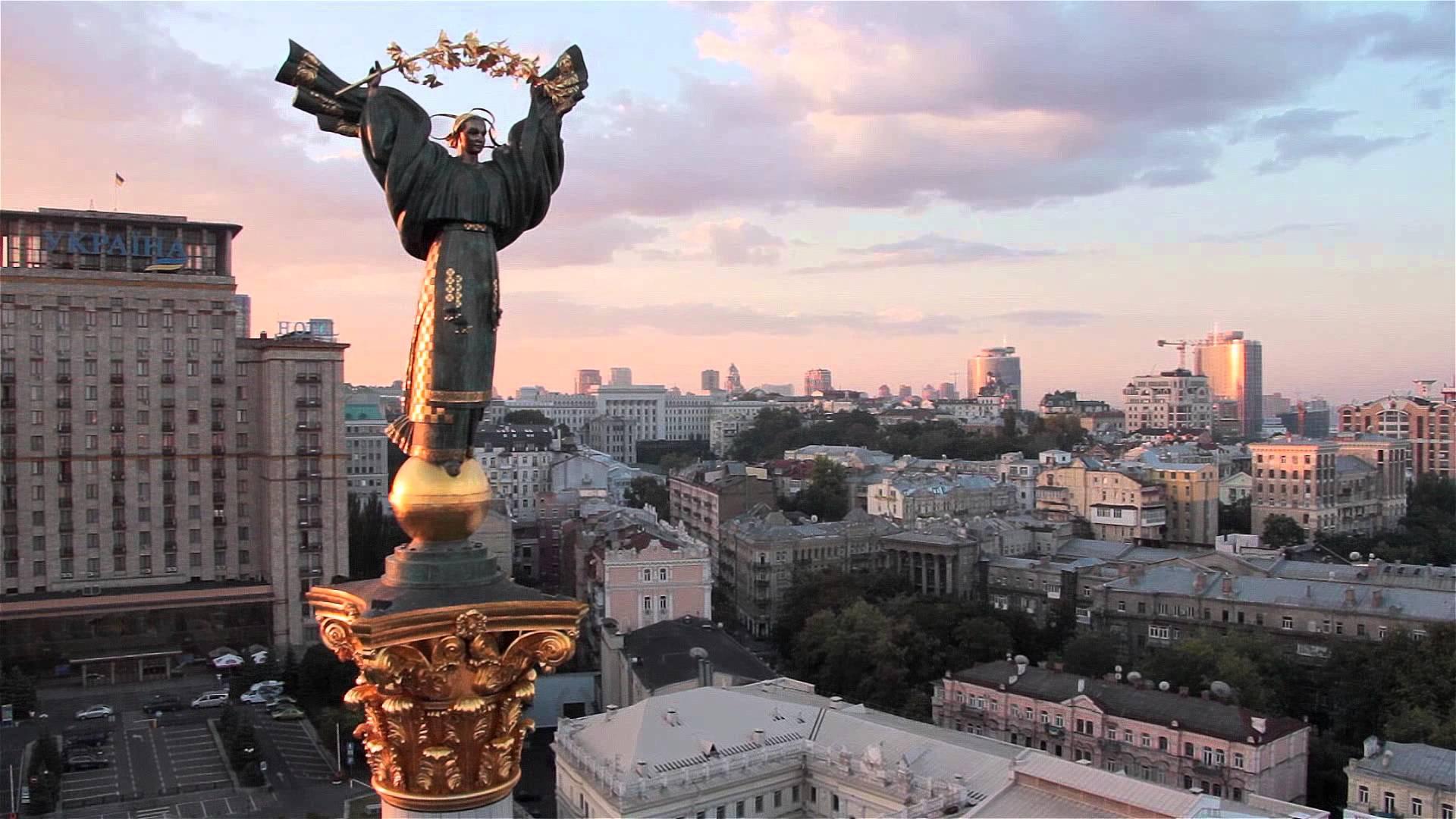 Киев – 12 самых популярных туристических маршрутов