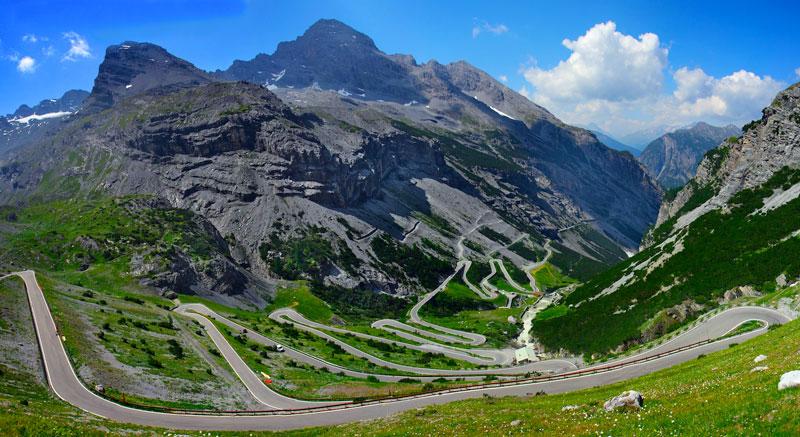 Лучшие альпийские направления Италии
