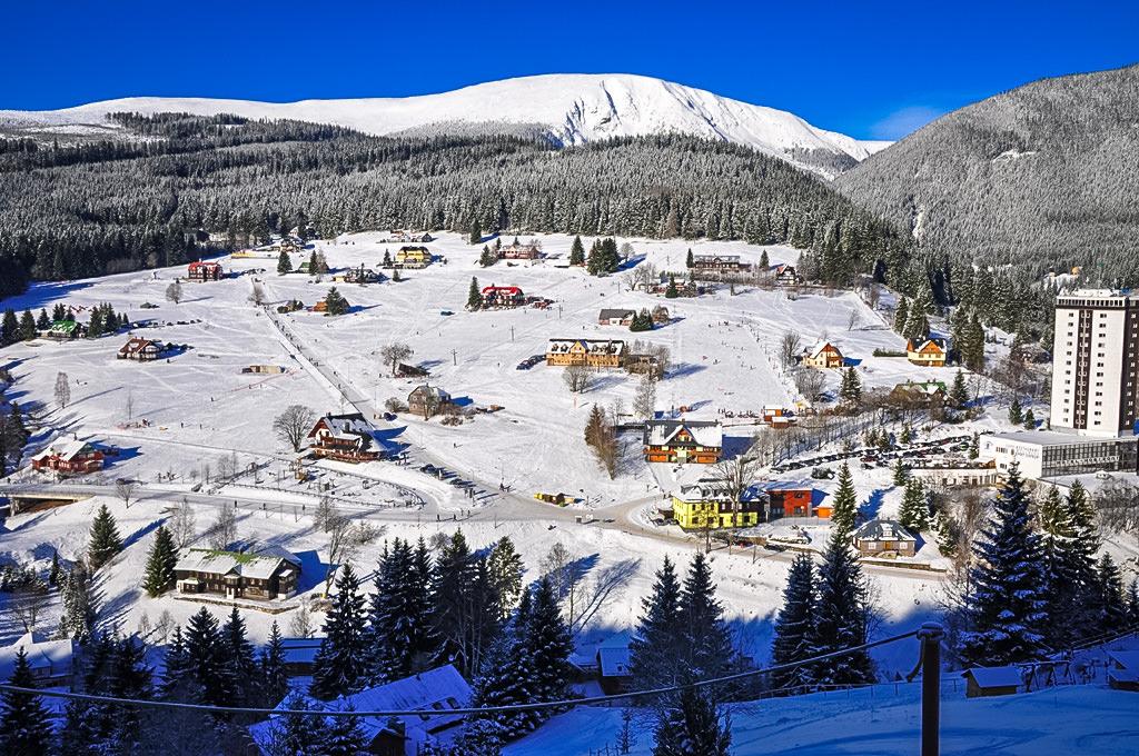 Лучшие горнолыжные курорты Чехии – топ 9