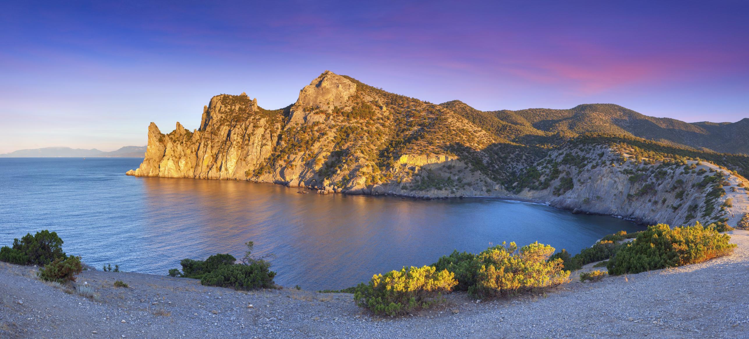 Лучшие места для отдыха в Крыму