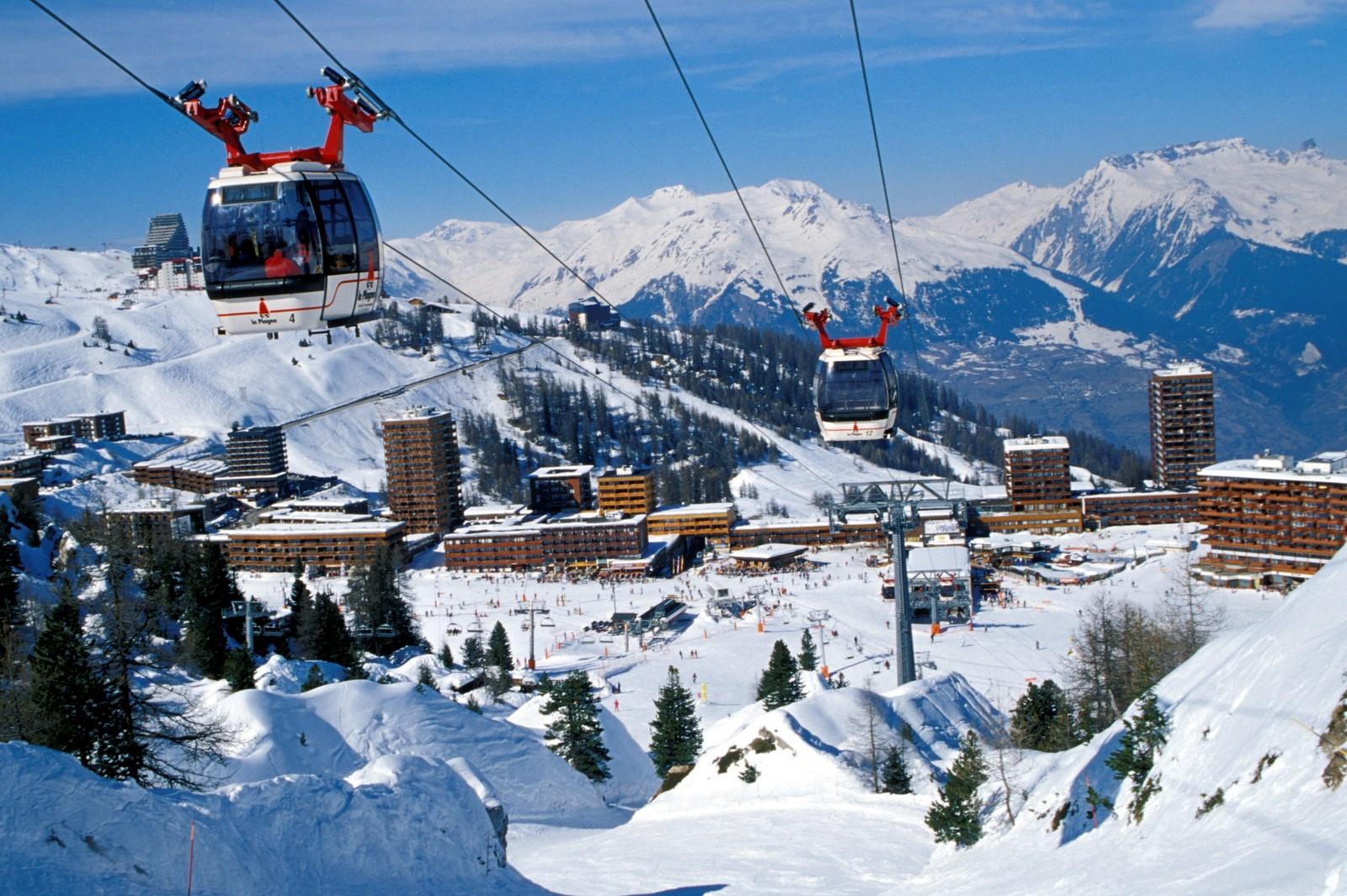 Лучший горнолыжный курорт Домбай