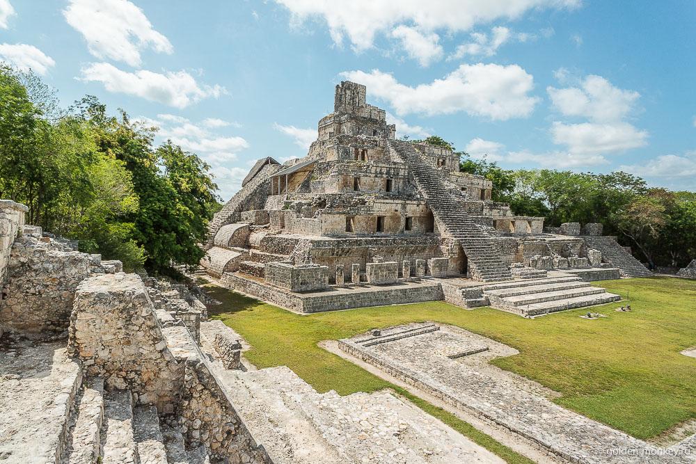 Пирамиды Мексики - популярная достопримечательность страны
