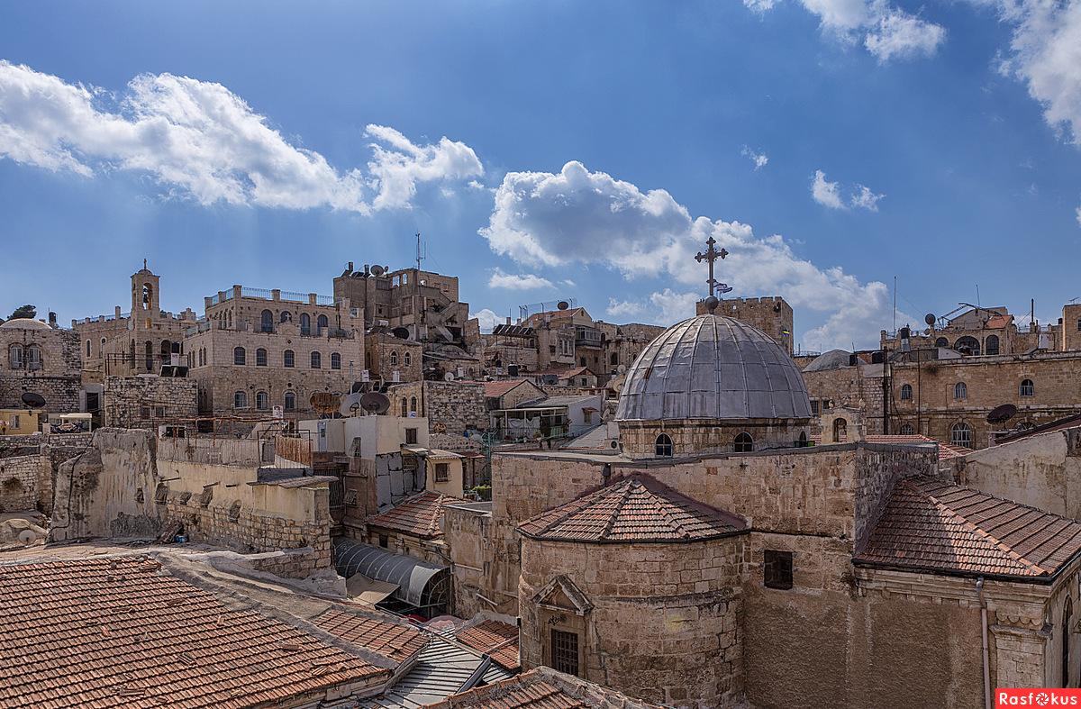 Поднимаемся в Иерусалим Топ места Израиля