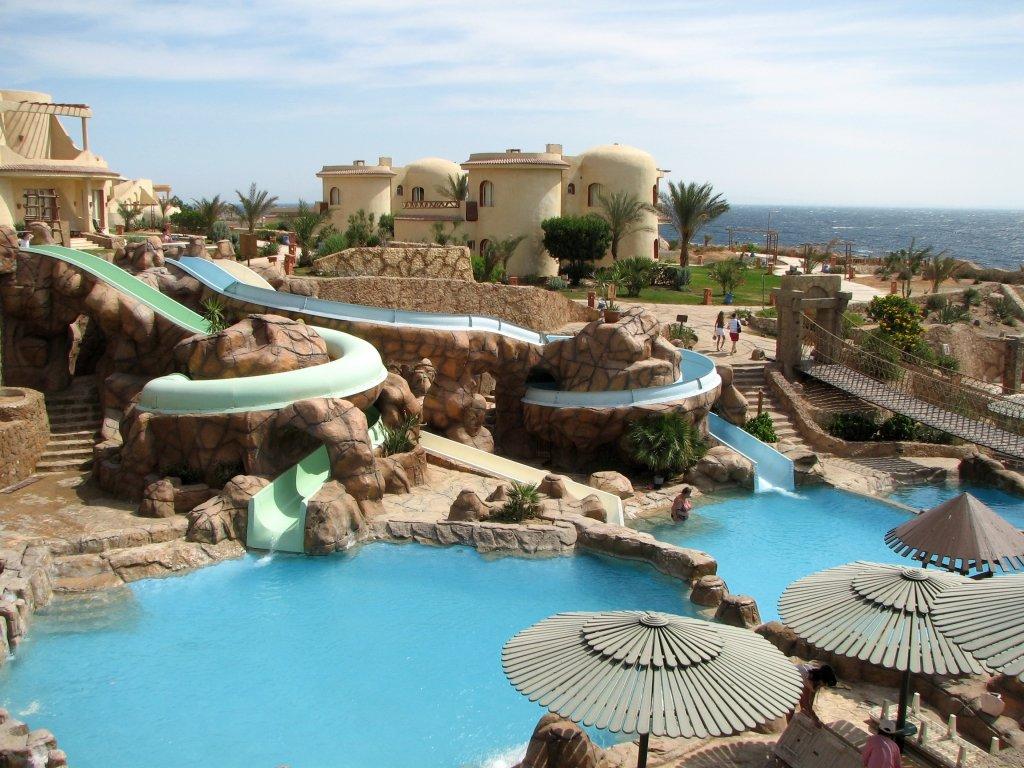 Популярное место для туристов – Марса Алам