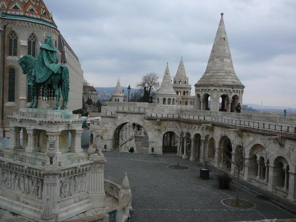 Рыбацкий бастион — отголосок Средневековья в Будапеште