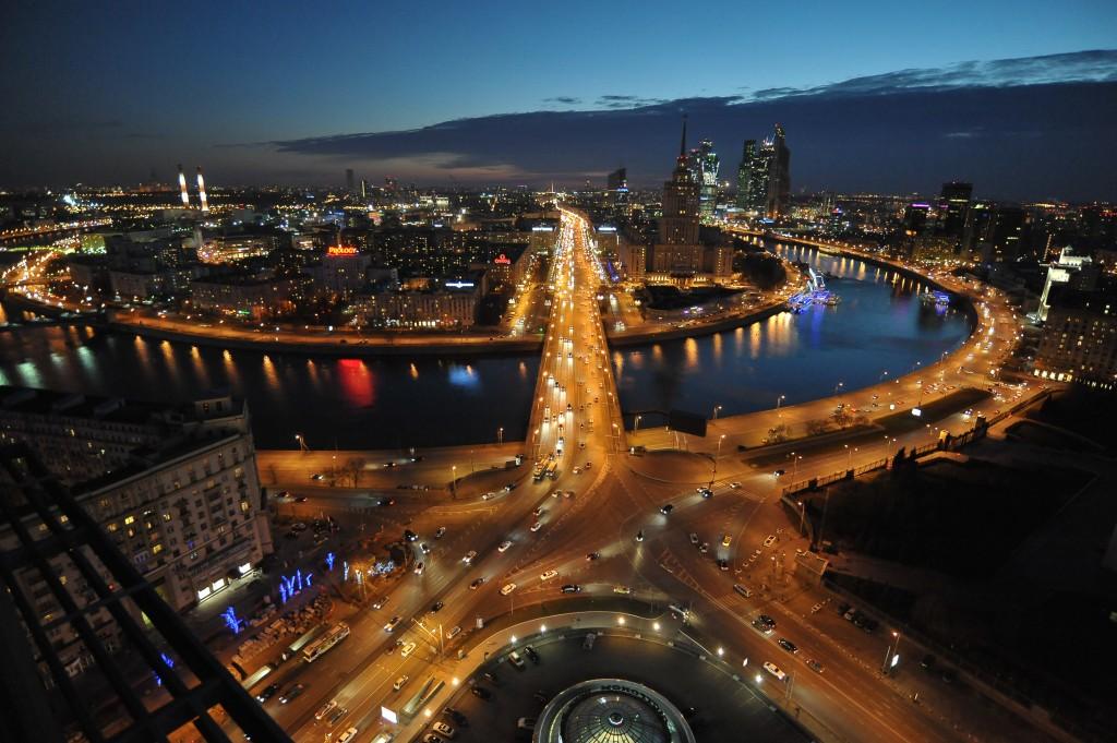 Самые интересные рестораны в Москве