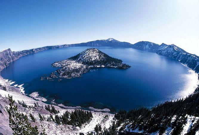 Самые красивые озера мира. Топ 10