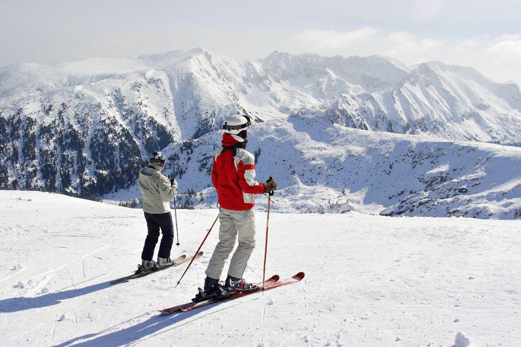 Самые лучшие горнолыжные курорты в Болгарии