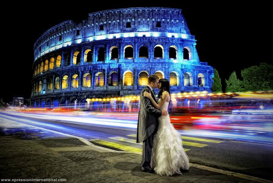 Самые романтические места в Риме
