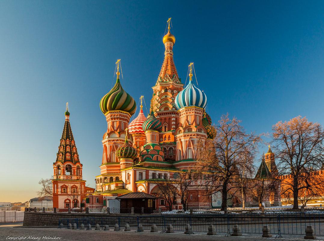 Семь интересных фактов о храме Василия Блаженного в Москве