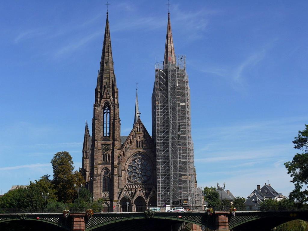 Собор в Страсбурге - Франция