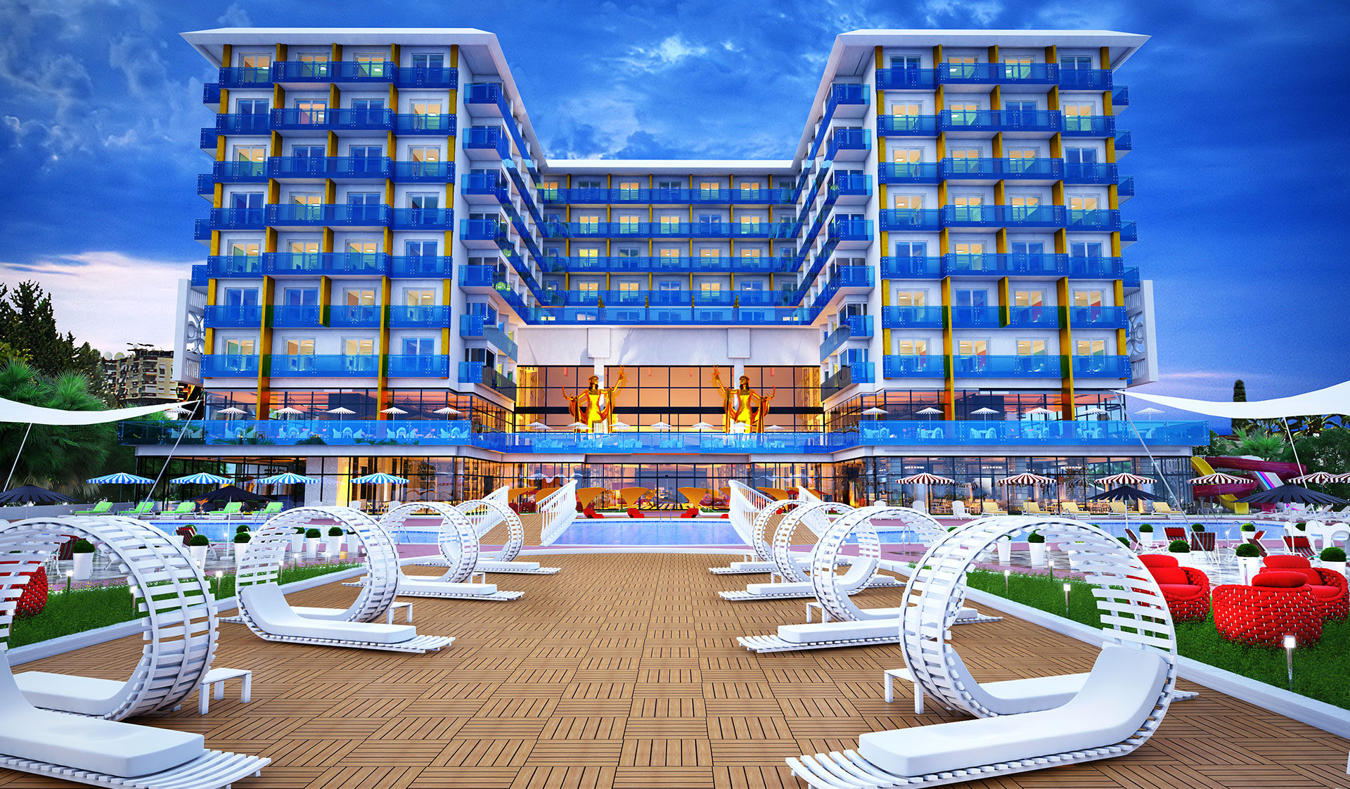 Выбор отеля для отдыха – что главное?